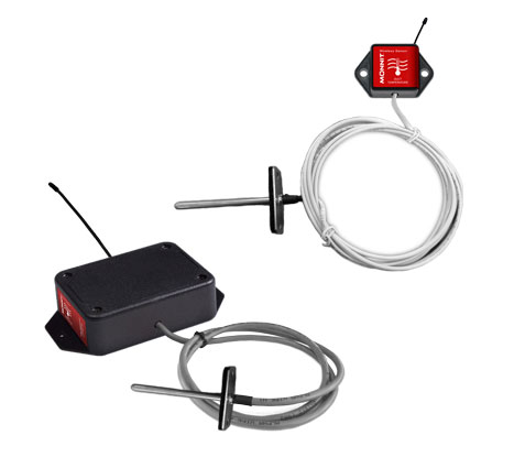 Monnit Wireless Duct Temperature Sensors