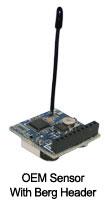TTL UART Supported Sensor