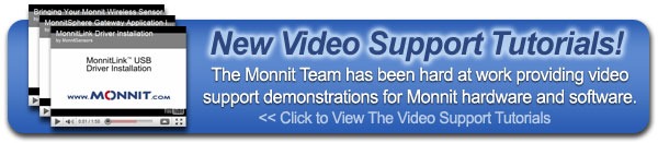 View Video Support Demonstrations!