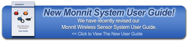 Revised Monnit System User Guide!
