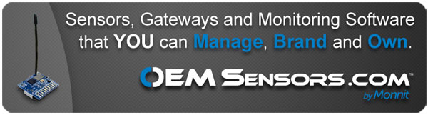 New OEM Wireless Sensors by OEMSensors.com!
