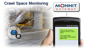 Crawl Space Monitoring