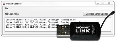 MonnitLink USB Service Gateway
