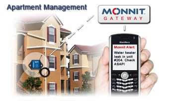Apartment Property Monitoring