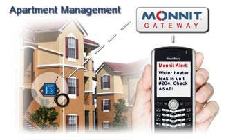 Apartment Property Monitoring