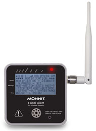 Monnit Introduces New Local Alert for Wireless Sensors