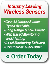 Order Monnit Wireless Sensors Today!