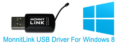 MonnitLink USB Driver for Windows 8
