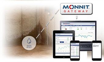 Water Intrusion Monitoring