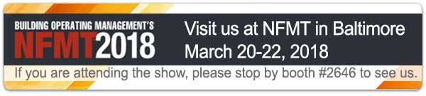 Visit Monnit at Booth 2646 at NFMT in Baltimore