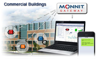 Commercial Building Monitoring