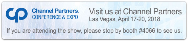 Visit Monnit at Booth 4066 at Channel Partners in Las Vegas