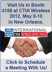 Schedule a meeting with us at CTIA Wireless 2012!