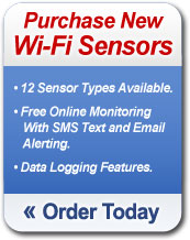 Order Monnit Wi-Fi Sensors Today!