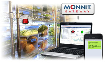 Walk-In Cooler Monitoring