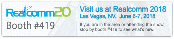 Visit Monnit at Booth 419 at Realcomm in Las Vegas