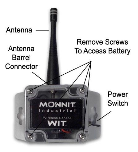 Monnit Industrial Sensor