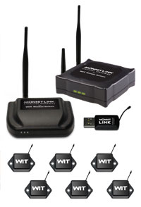 Monnit wireless sensors kit