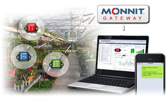 Temperature, Humidity and Light Monitoring for Agriculture