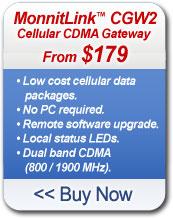 Order a Monnit CGW2 Cellular Gateway Today!