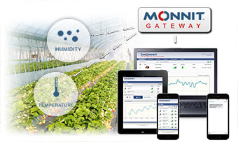 Agricultural and Greenhouse Monitoring