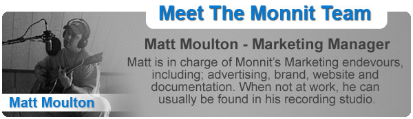 Meet the Monnit Team - Matt