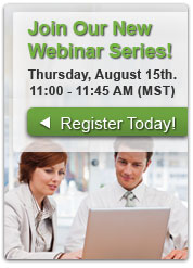 Join us for the first in webinar in our webinar series!