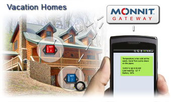 Vacation Home Monitoring Solutions