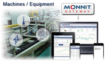 Machine and Equipment Monitoring