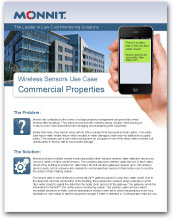 Monnit - Wireless Sensors Use Case for Commercial Property Monitoring