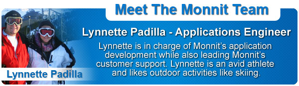 Meet the Monnit Team - Lynnette