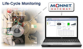 Life Cycle and Preventive Maintenance Monitoring