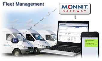 Monitor and Manage Fleet Vehicles
