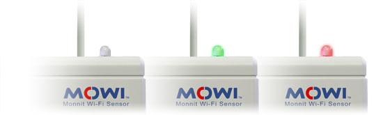 Wi-Fi Sensor LEDs