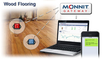Environmental Monitoring Solutions for Wood Flooring