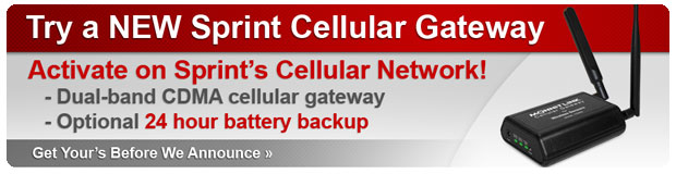Get your new Spring Cellular Gateway before we announce