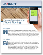 Monnit - Wireless Sensors Use Case for Monitoring Environmental Conditions for Wood Flooring