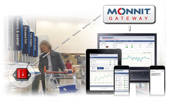 Monitoring Grocery and Food Cold Chain