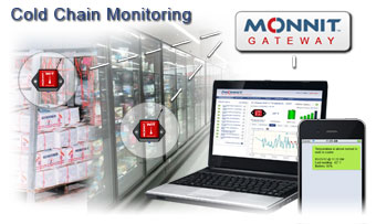 Cold Chain Temperature Monitoring