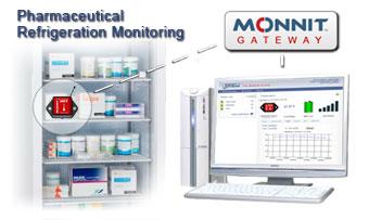 Pharmaceutical Refrigeration Monitoring