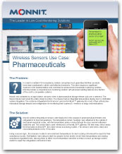 Monnit - Wireless Sensors Use Case for Pharmaceutical Refrigeration Monitoring