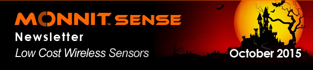 MonnitSense Newsletter - August 2015