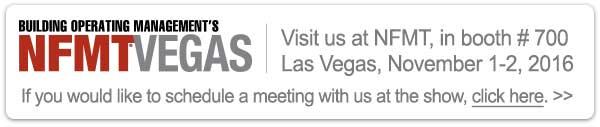 Visit us at NFMT 2016 in Vegas