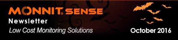 MonnitSense Newsletter - September 2016