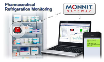 Pharmaceutical Refrigeration Monitoring