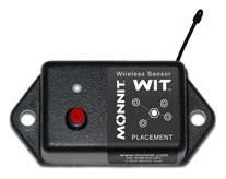 Wireless Placement Sensor