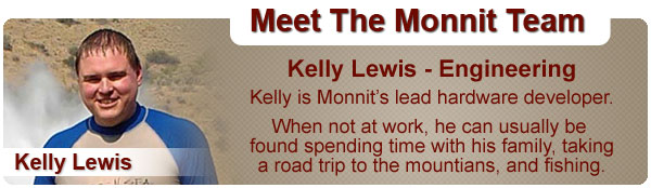 Meet the Monnit Team - Kelly Lewis
