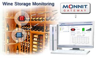 Wine Storage Monitoring
