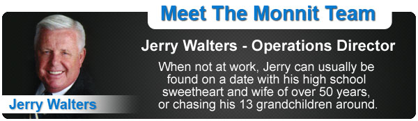 Meet the Monnit Team - Jerry