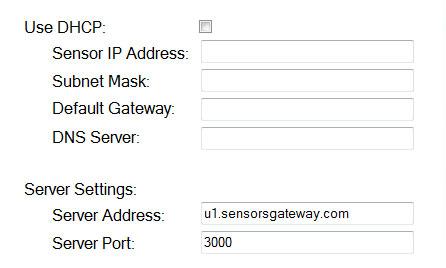 Wi-Fi Advanced Settings